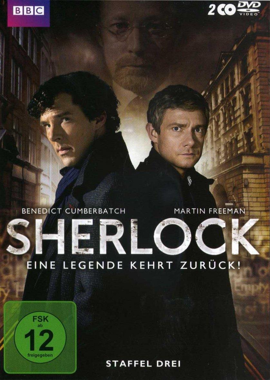 Sherlock Staffel 1 Folge 3