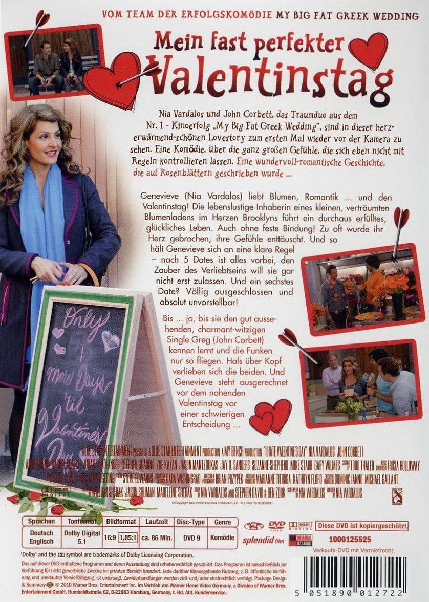 Mein Fast Perfekter Valentinstag (DVD)