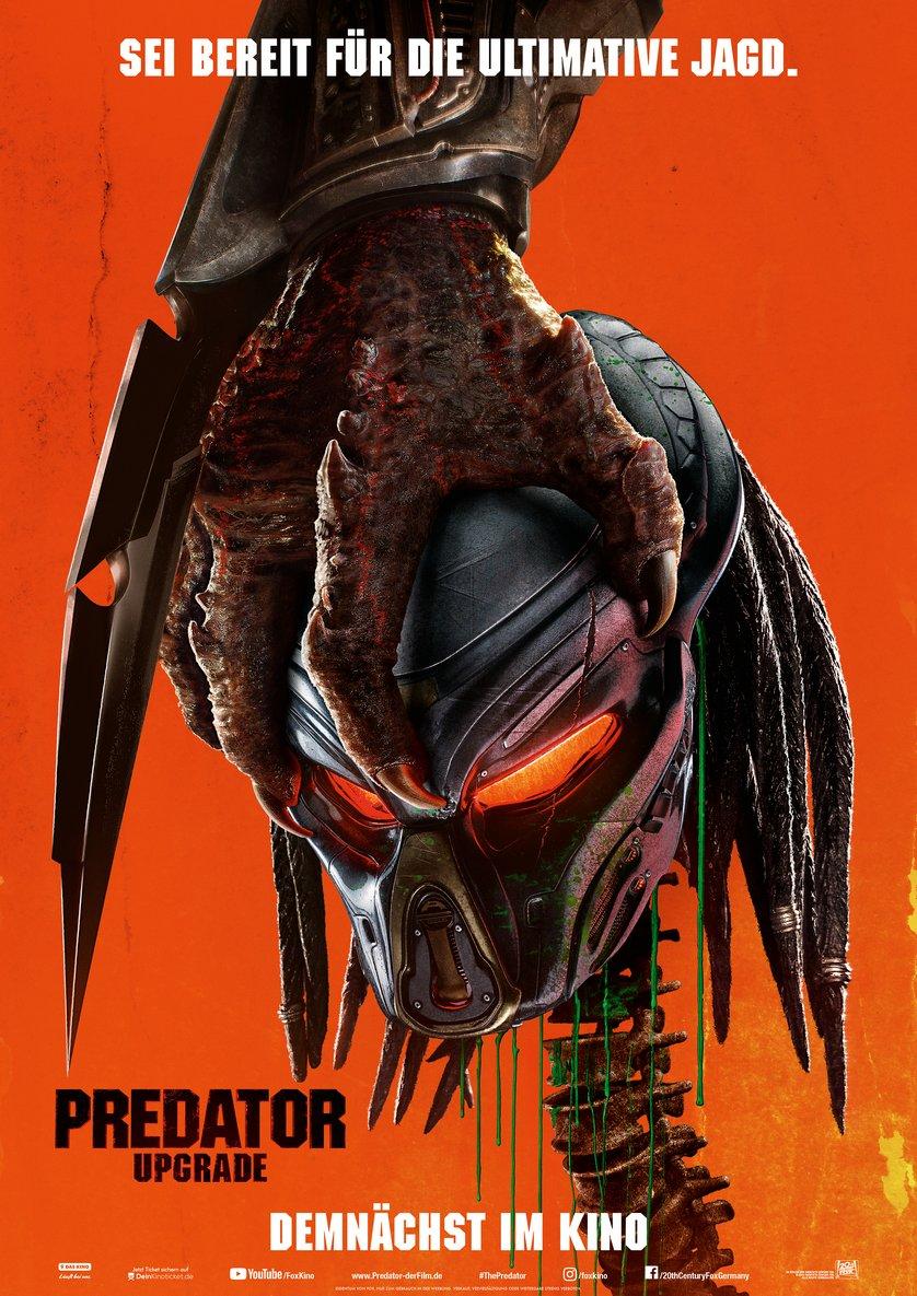 Predator Upgrade Dvd