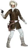Star Wars Das Imperium schlägt zurück - The Black Series Archive - Han Solo (Hoth) powered by EMP (Actionfigur)