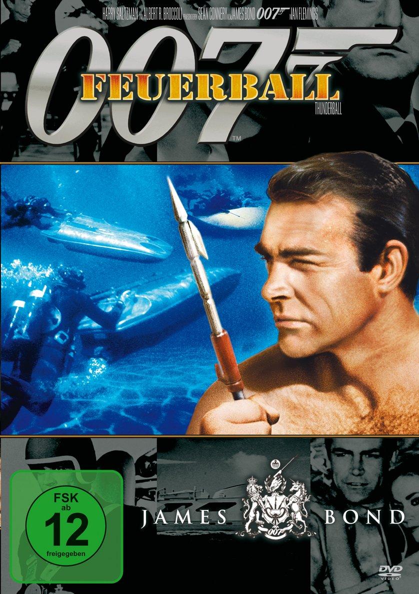 James Bond Feuerball Stream