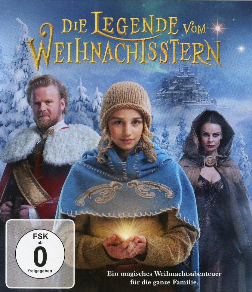 Die Legende vom Weihnachtsstern DVD oder Blu ray leihen ...