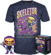 Masters Of The Universe Skeletor - POP! & Tee (Glow in the Dark) powered by EMP (Sammelfiguren)