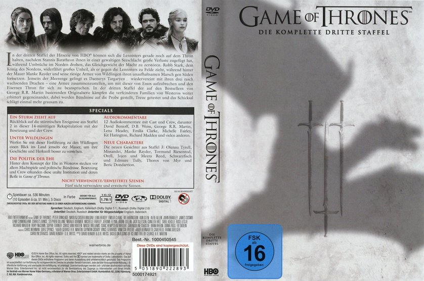 game of thrones staffel 2 deutsch download