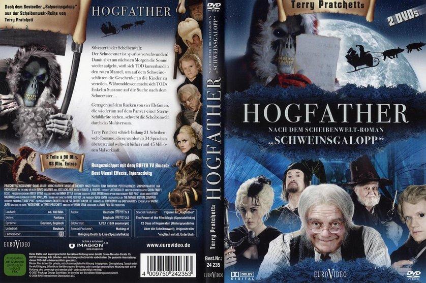 Hogfather Stream German