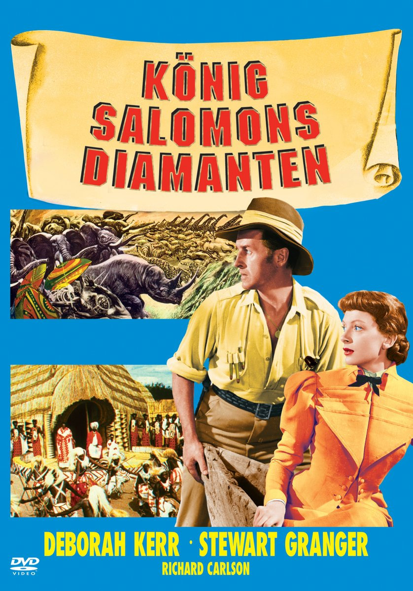 könig salomons diamanten
