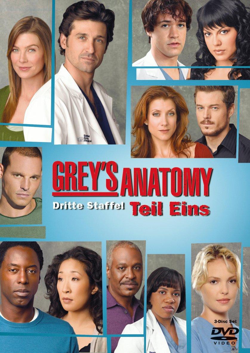 Staffel 3: DVD Oder Blu-ray Leihen