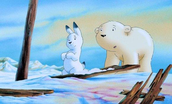 Der kleine Eisbär 1