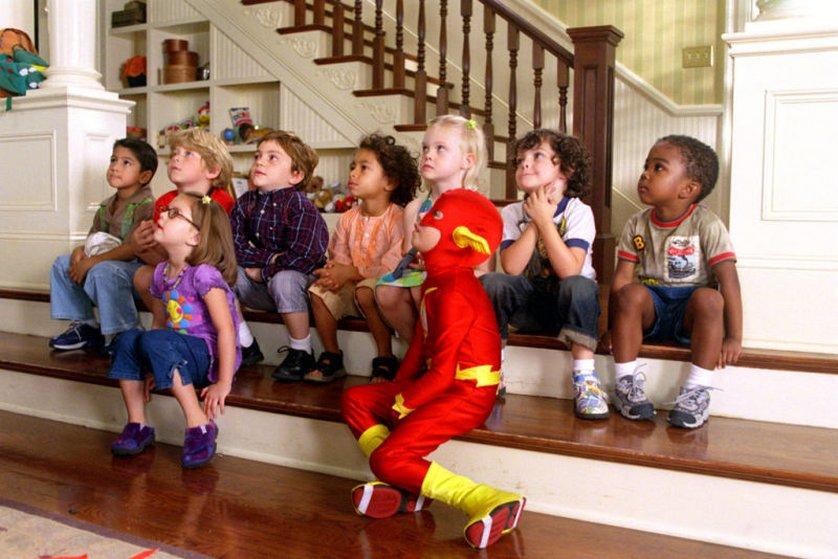 Der Kindergarten Daddy Besetzung