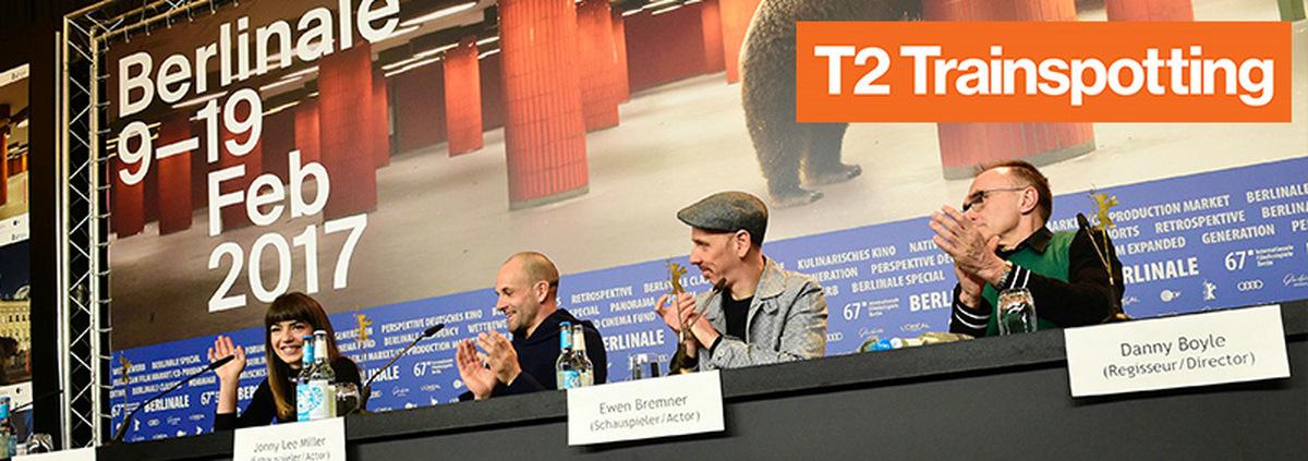T2 Trainspotting: Umjubelte Premiere auf der Berlinale