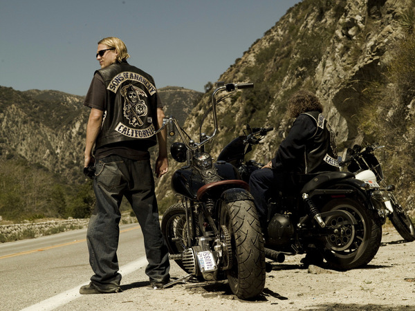 Hunnam in 'Cold Blood' 'Sons of Anarchy' Staffel 1