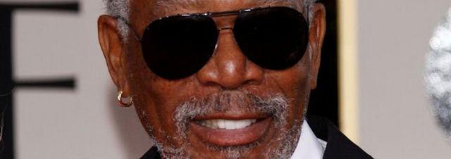 Morgan Freeman: Freeman nimmt seine Filmcharaktere nie mit nach Hause