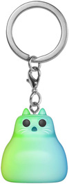 Soul Soul Cat Pocket Pop! powered by EMP (Funko Pocket Pop!)