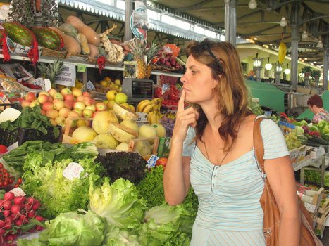 Die kulinarischen Abenteuer der Sarah Wiener 1