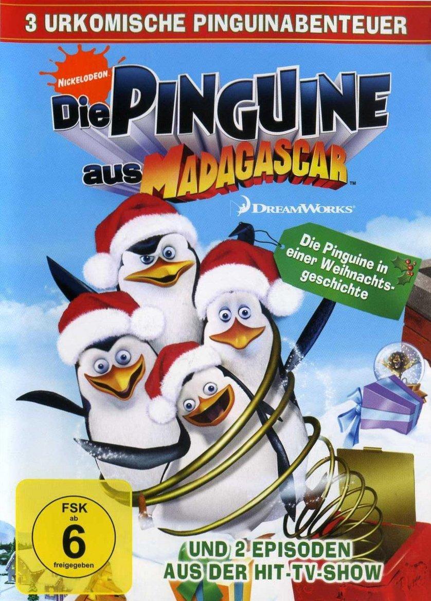 Die Pinguine aus Madagascar - Die Pinguine in einer ...