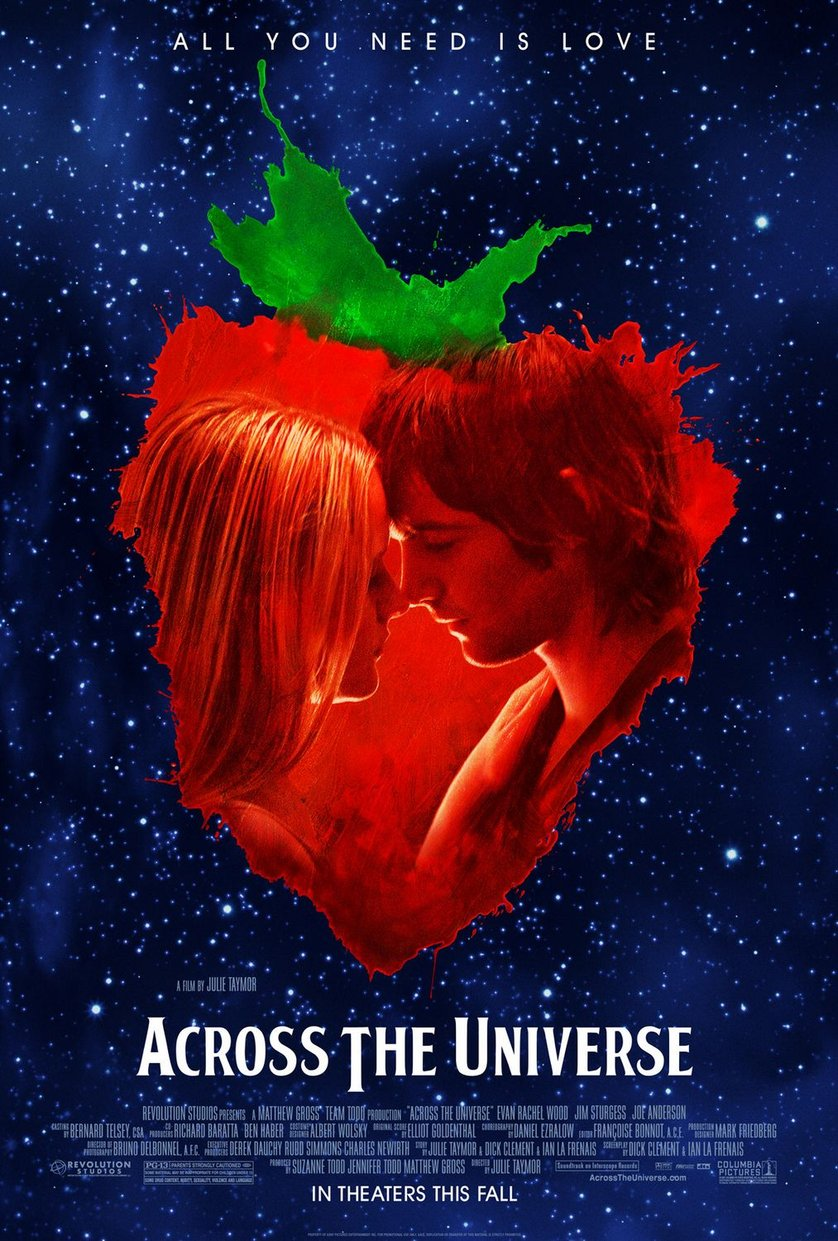 across the universe 1 For the first time ever, nasa beamed a song -- the beatles' across the universe -- directly into deep space at 7 pm est on feb 4.