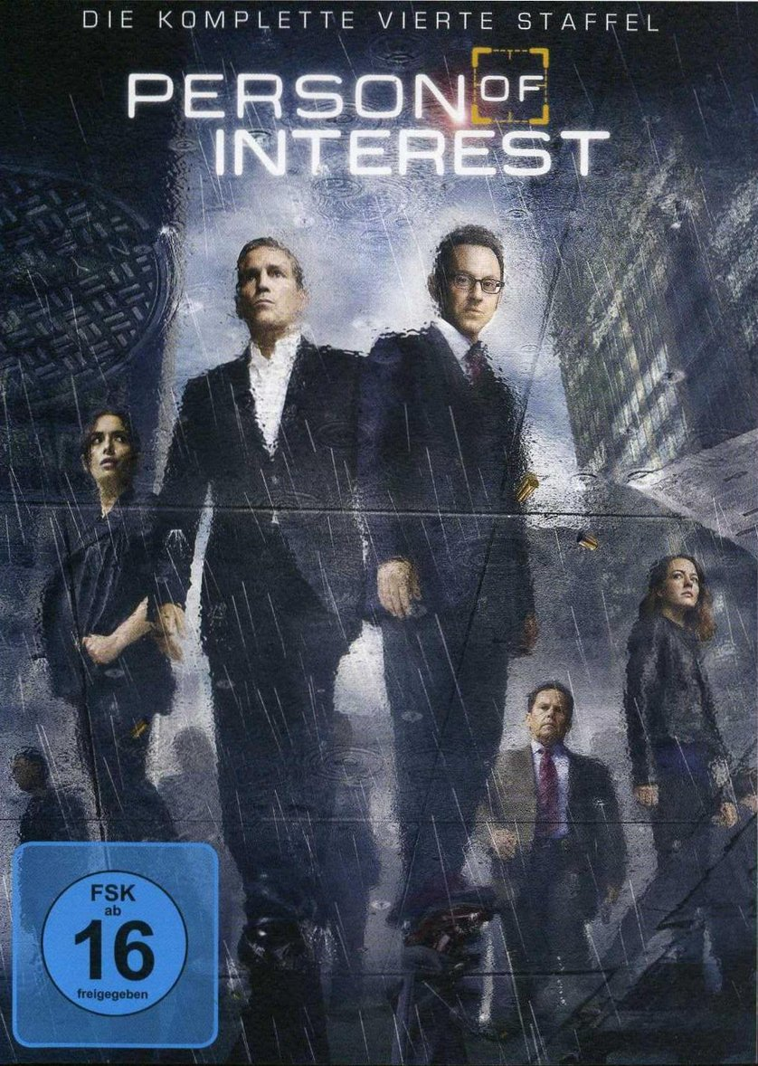 Person Of Interest Staffel 4