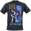 Guns N' Roses Illusion Split powered by EMP (T-Shirt)