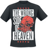 Five Finger Death Punch The Wrong Side Of Heaven - The Righteous Side Of Hell powered by EMP (T-Shirt)