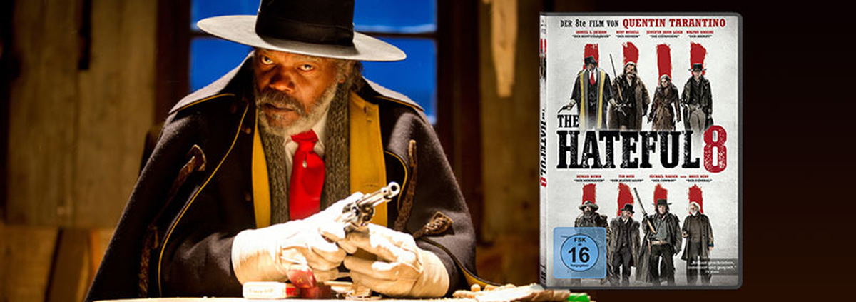 The Hateful 8: Tarantinos neuester Streich: THE HATEFUL 8