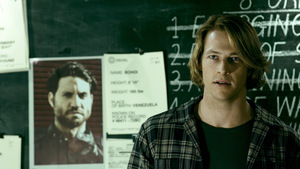 Luke Bracey in 'Point Break'