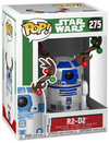 Star Wars Holiday R2-D2 Vinyl Figure 275 powered by EMP (Funko Pop!)