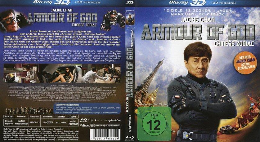 Armour Of God Chinese Zodiac Dvd Oder Blu Ray Leihen Videobusterde