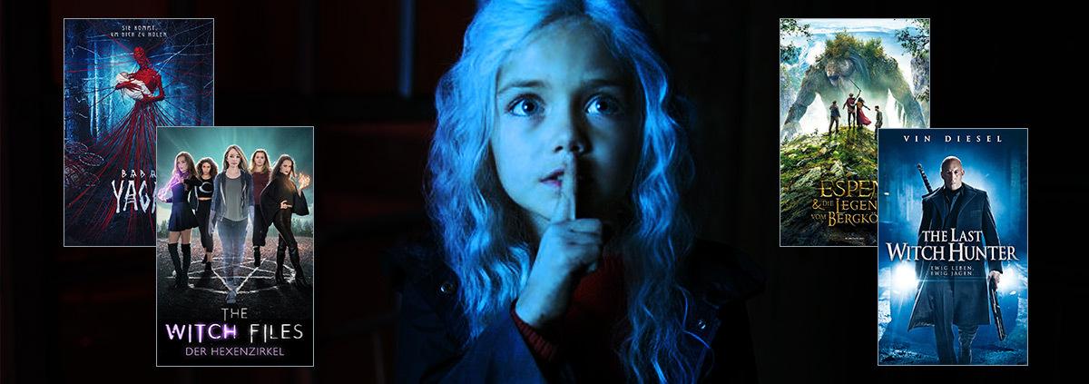 Hexenwerke VoD Filmtipps: Die besten Hexen Filme im Video on Demand