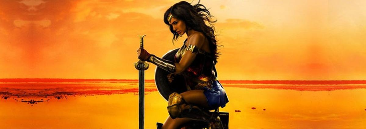 Wonder Woman: Schlagfertige Amazonenprinzessin Gal Gadot