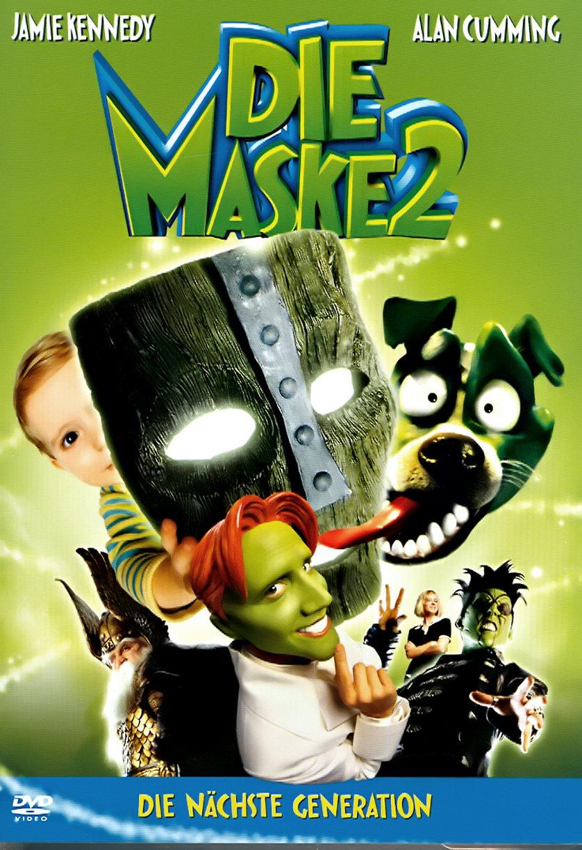 Die Maske 2 Die Nächste Generation