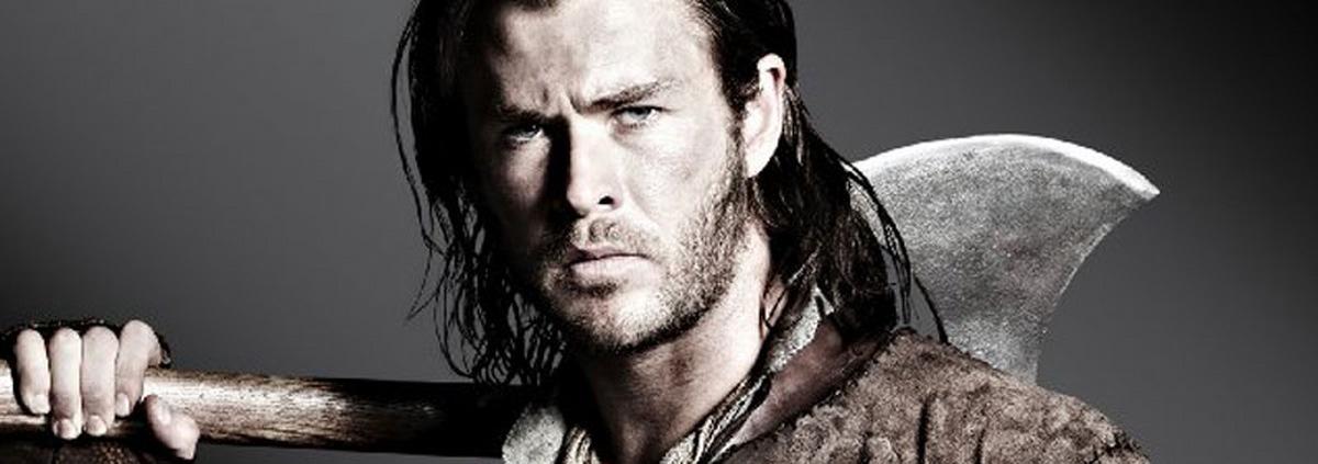 Chris Hemsworth: Muskelmasse auf 1,91cm. Hemsworth vor, noch ein T(H)OR!