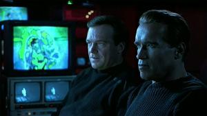 Tom Arnold & Arnold Schwarzenegger © Fox