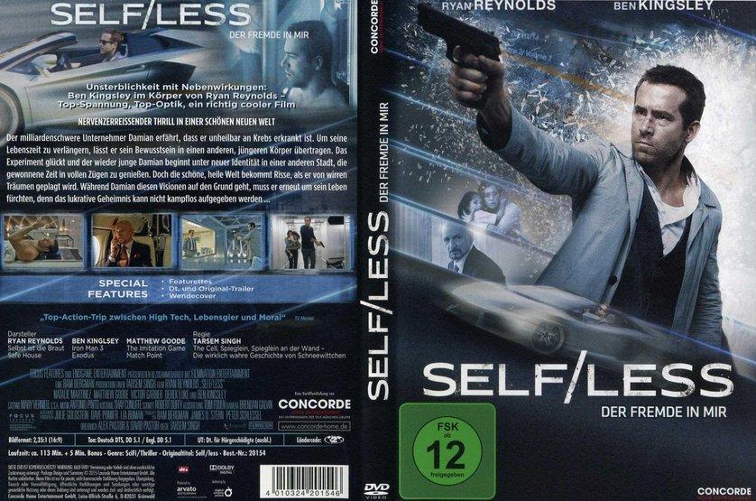 Self/Less - Der Fremde In Mir Trailer Deutsch