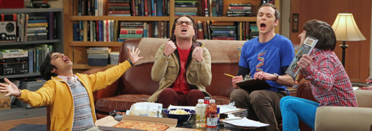 The Big Bang Theory: China verbietet 'The Big Bang Theory'