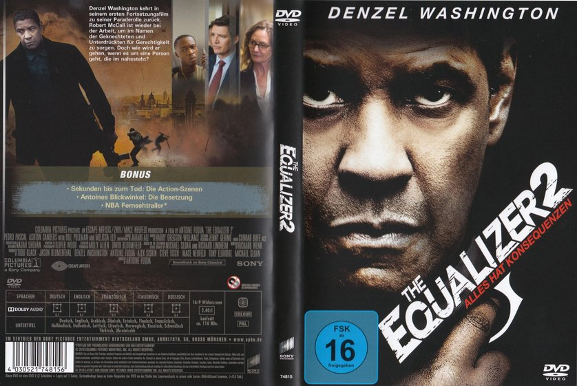 The Equalizer 2 Dvd Oder Blu Ray Leihen Videobusterde