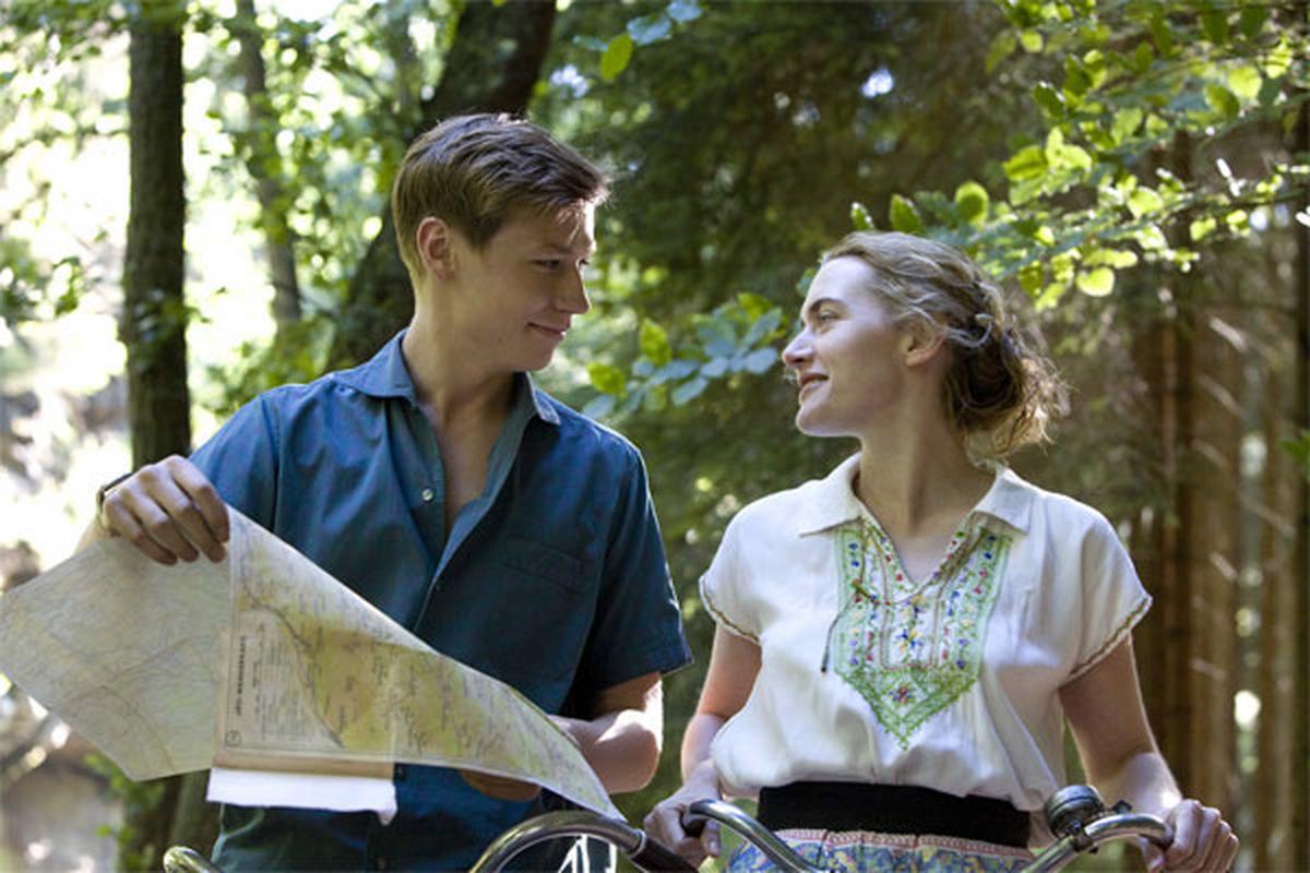 David Kross und Kate Winslet in 'Der Vorleser' (Deutschland/USA 2008) © Senator Film