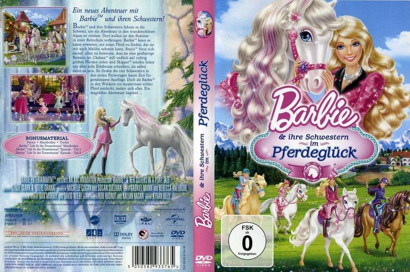 barbie im pferdeglück