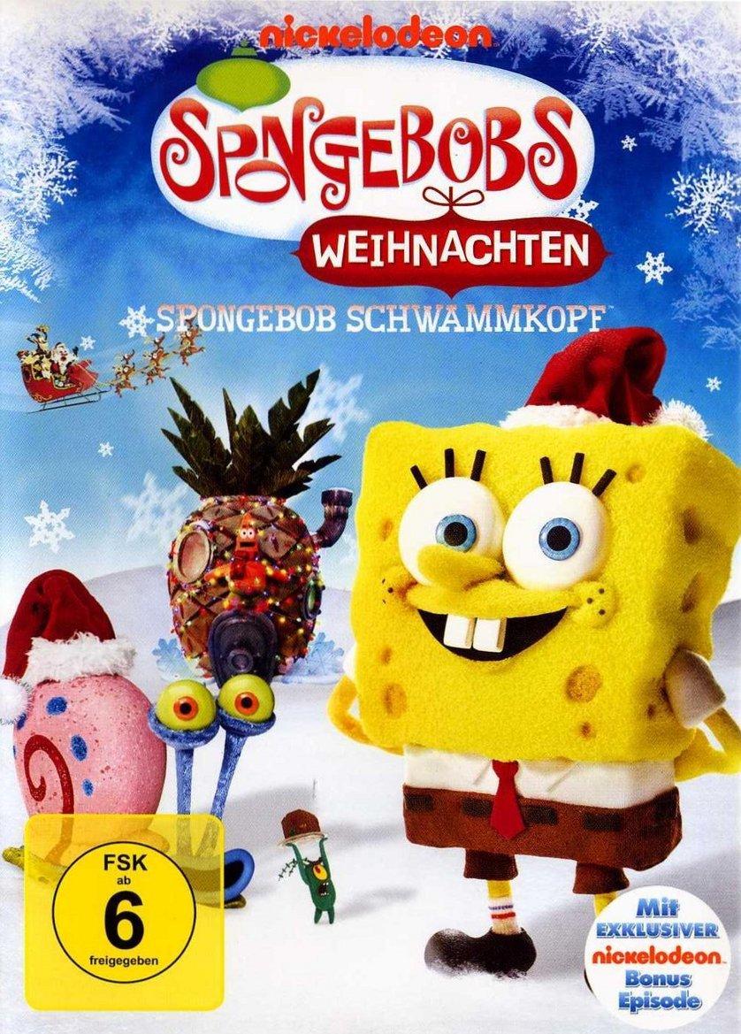 SpongeBob Schwammkopf - Weihnachten: DVD oder Blu-ray leihen ...