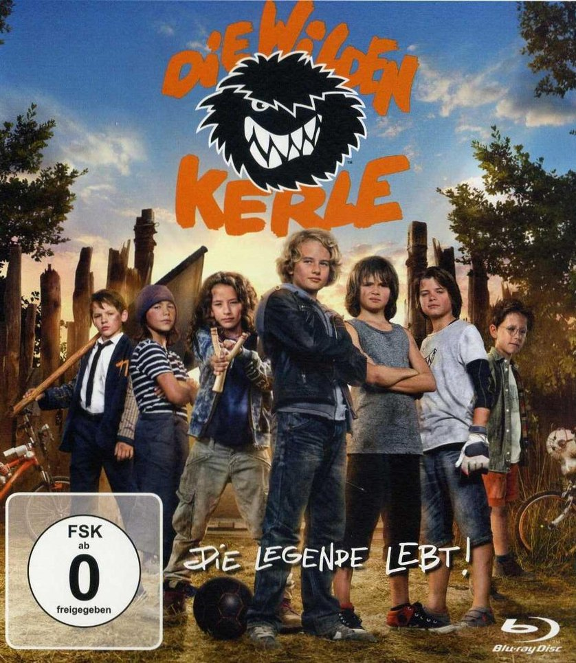 Die Wilden Kerle 6 Dvd