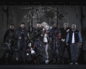 Die Crew aus Suicide Squad