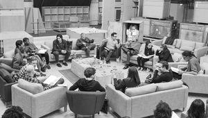 Die Crew und Darsteller von 'Star Wars - Episode VII'