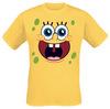 SpongeBob Schwammkopf Happy Face powered by EMP (T-Shirt)