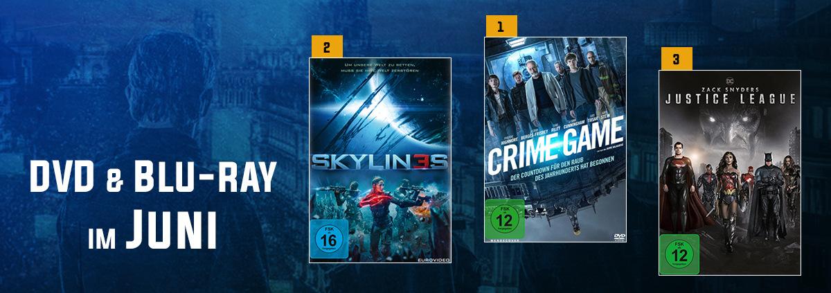 DVD & Blu-ray Charts 06-2021: Spanischer Kunstraub-Thriller auf dem Vormarsch!