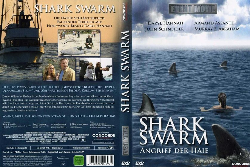Shark Swarm – Angriff Der Haie