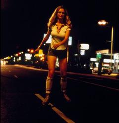 Rollergirl Graham © New Line Cinema
