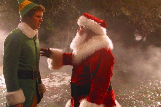 Buddy der Weihnachtself