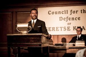 David Oyelowo als Seretse Khama in 'A United Kingdom'