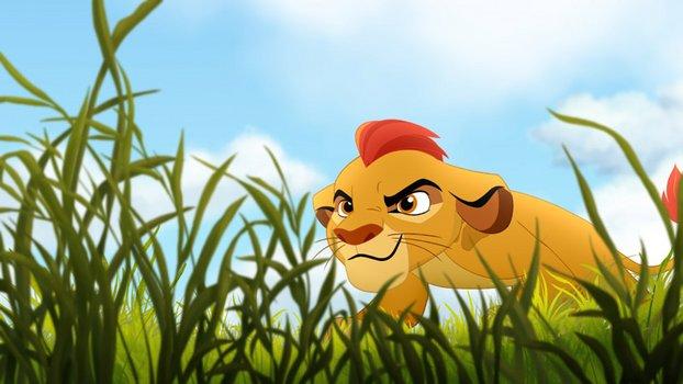 Der König der Löwen 4 - Die Garde der Löwen