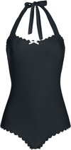 Pussy Deluxe Black Lovers Swimsuit powered by EMP (Badekleid)