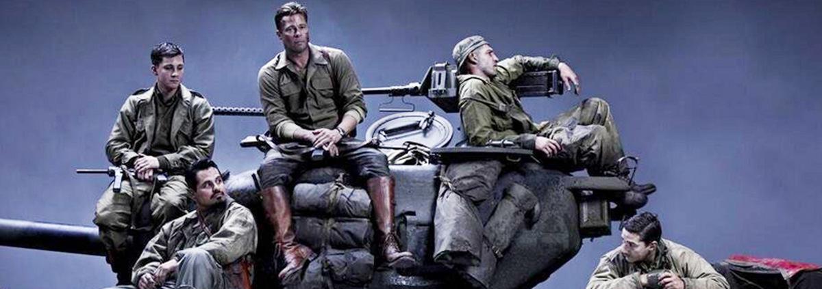 Fury - Herz aus Stahl: Brad Pitt liefert Abschlussfilm zum London Film Festival
